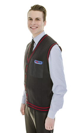 pracovný sveter